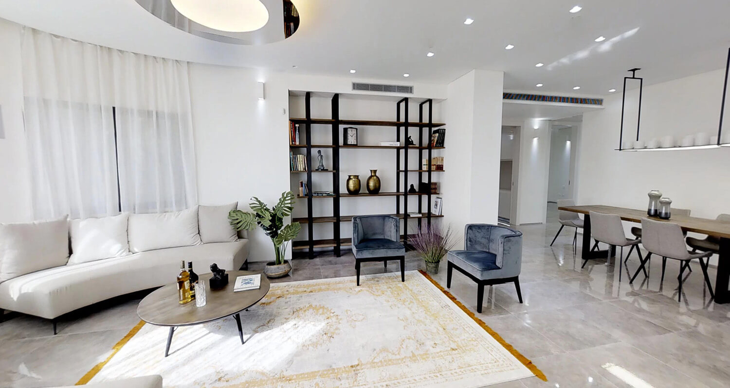 Luxury Apartment for Sale in Talbieh