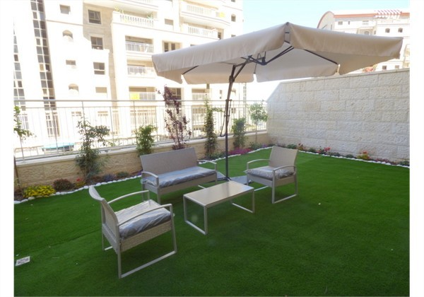 For-Rent-in-Jerusalem-Mishknot-Hauma-High-class-garden-apartment-with-an-option-to-be-furnished