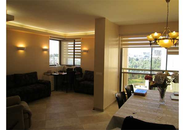 for-sale-New-and-renovated-3-BRD-in-Wolfson-building-jerusalem