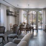 Unique Garden Apartment For Sale in Jerusalem Old Katamon Off San Simon Park
